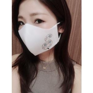 FREESマスク013 ラインストーンマスク フリーズマスク キラキラ 水洗い100回洗える 日本製 FREES MASK|frees
