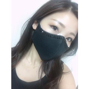 FREESマスク028 ラインストーン フリーズマスク キラキラ 水洗い100回洗える 日本製 FREES MASK|frees