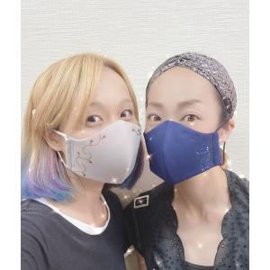 FREESマスク031 ラインストーン フリーズマスク キラキラ 水洗い100回洗える 日本製 FREES MASK|frees