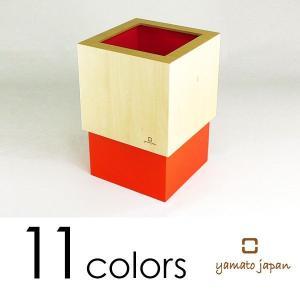 ゴミ箱 日用雑貨 関連 【×5セット】 ヤマト工芸 オリーブ W CUBE 10L YK06-012 (まとめ)
