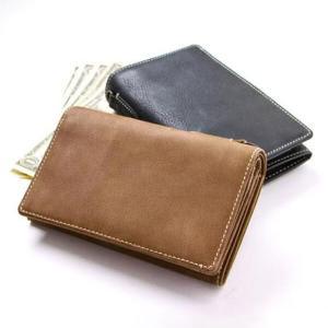 a427e2ea0142 財布 二つ折り財布 メンズ コルボCuriousレザー小銭入れ付き二つ折りCORBO プレゼント 男性 誕生日 退職祝い