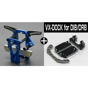 ラップアップ 0242-FD VX-DOCK ボルトオンパッケージ ブルー(DIB/DRB)|freestyle-hobby
