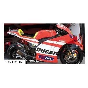 新品122112046 ミニチャンプス1/12 ドゥカティ デスモセディチ GP 11.2 バレンティーノ・ロッシ モトGP 2011|freestyle-hobby
