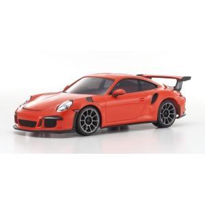 取寄せ MZP150OR 京商 MR-03N-RM ポルシェ 911 GT3 RS オレンジ|freestyle-hobby