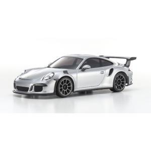 取寄せ MZP150S 京商 MR-03N-RM ポルシェ 911 GT3 RS シルバー|freestyle-hobby