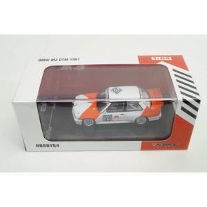 新品T64-009-MAR Tarmac Works1/64 BMW M3 E30 DTM 1991 デカール付属|freestyle-hobby