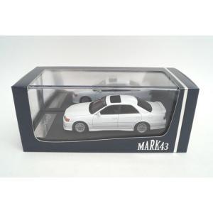 新品PM4382SW MARK43 1/43 トヨタ チェイサー ツアラー V (JZX100)後期型 スポーツホイール スーパーホワイトII|freestyle-hobby
