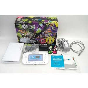 任天堂 Wii U スプラトゥーン セット amiibo ア...