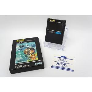 セガ SG-1000 / SC-3000ソフト N-SUB N-サブ 大箱仕様 【箱説付き】|freestyle-hobby