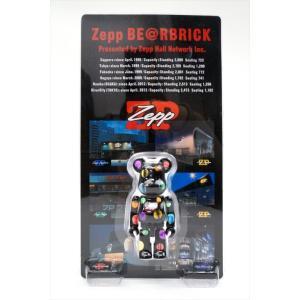 ベアブリック/BE@RBRICK 100% Zepp メディコムトイ/中古|freestyle-hobby