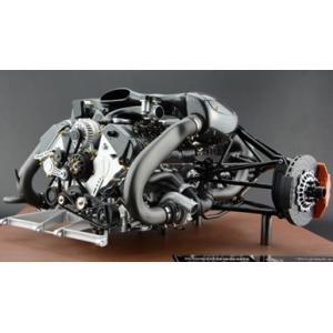 取寄せF043 フロンティアート 1/6 ケーニグセグ Engine iron grey|freestyle-hobby