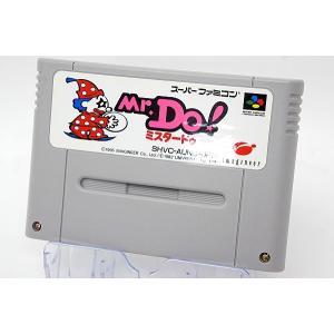 スーパーファミコン Mr. Do! ミスタードゥ ソフトのみ / SFC|freestyle-hobby