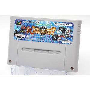 スーパーファミコン コンパチヒーローシリーズ スーパー鉄球ファイト ソフトのみ / SFC|freestyle-hobby