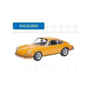 取寄せ450363800 シュコー 1/43 ポルシェ 911 S イエロー freestyle-hobby