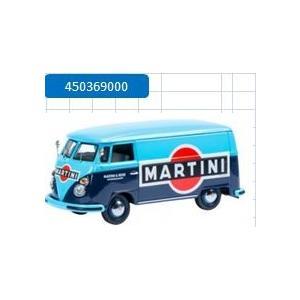 取寄せ450369000 シュコー 1/43 フォルクスワーゲン T1 マルティニ freestyle-hobby