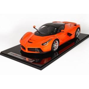 予約BBR1202ORAN BBR 1/12 フェラーリ LaFerrari メタリック オレンジ 限定5個|freestyle-hobby