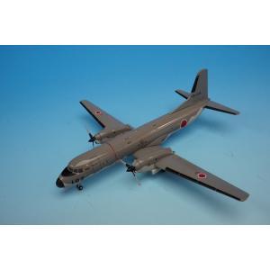 1/200 YS-11EA 航空自衛隊 航空総隊司令部飛行隊 電子戦支援隊 灰色塗装 入間基地 #12-1162 ※展示板付属[YS21154] 全日空商事/中古|freestyle-hobby