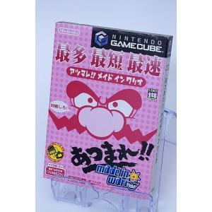 ゲームキューブ あつまれ!! メイドインワリオ / 送料240円(代引き不可) / GC freestyle-hobby