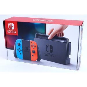 ニンテンドースイッチ Nintendo Switch 本体 Joy-Con (L) ネオンブルー/ (R) ネオンレッド 未使用|freestyle-hobby