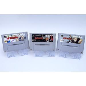スーパーファミコン ゴーゴーアックマン1〜3 ソフトのみ 3本セット / SFC freestyle-hobby