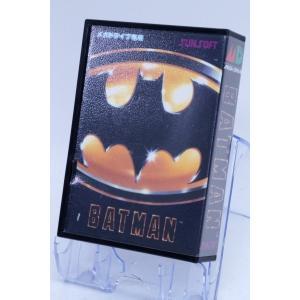 メガドライブ サンソフト バットマン BATMAN 箱説付き / MD|freestyle-hobby