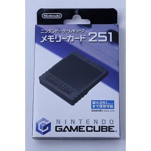 GC ゲームキューブ メモリーカード251 外箱付き freestyle-hobby