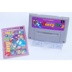 スーパーファミコン Jerry Boy ジェリーボーイ  説明書 / ソフト / 送料240円( 代引き不可) / SFC|freestyle-hobby