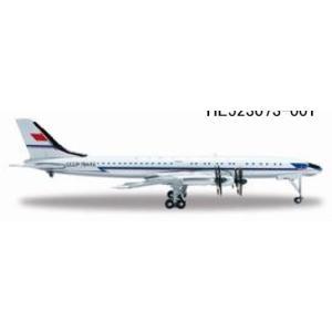 1/500 Tu-114 アエロフロート航空 CCCP-76482[HE523073-001] ヘルパ/予約10月 代引のみ ★同梱不可|freestyle-hobby