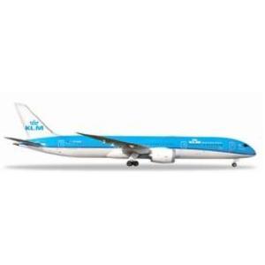 1/500 B787-9 KLM PH-BHO rchid[HE528085-002] ヘルパ/予約10月 代引のみ ★同梱不可|freestyle-hobby
