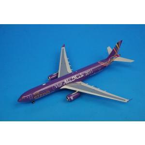1/400 A330-300 エティハド ビジッド・アブダビ2011 A6-AFA[10501]フェニックス/中古|freestyle-hobby