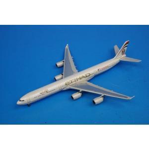 1/400 A340-600 エティハド フォーミュラ1 アブダビ2009 A6-EHK[10371]フェニックス/中古|freestyle-hobby
