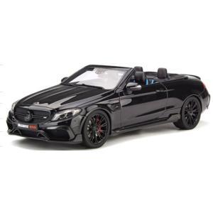 予約GTS206 GTスピリット 1/18 ブラバス 650 ブラック 世界限定 999個|freestyle-hobby