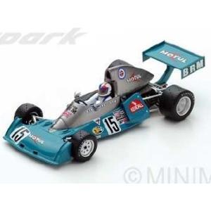 予約S4797 スパーク 1/43 BRM P201 No.15 Canadian GP 1974  Chris Amon|freestyle-hobby