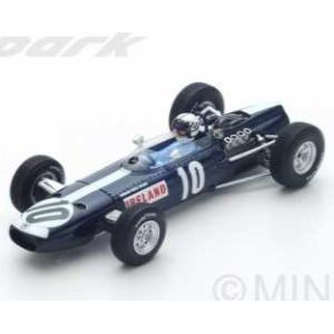 予約S5275 スパーク 1/43 BRM BRM P261 #10 Mexican GP 1966  Innes Ireland|freestyle-hobby