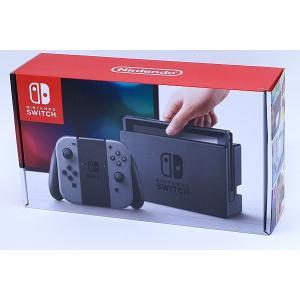 ニンテンドースイッチ Nintendo Switch 本体 Joy-Con (L) / (R) グレー / 未使用品|freestyle-hobby