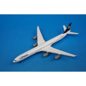 1/500 A340-600 ルフトハンザ ザールブリュッケン D-AIHL [507417-001] ヘルパ/中古|freestyle-hobby