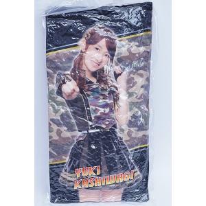 AKB48 ステファイコラボ 縦長クッション 1708 柏木由紀 AKB48 CAFE&SHOP限定 freestyle-hobby