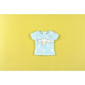 サンリオキャラクターコラボTシャツ シナモロール ネオブライスサイズ ※衣装のみ ジュニームーン/新品|freestyle-hobby