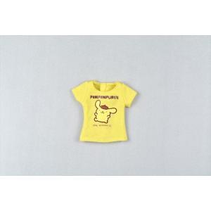 サンリオキャラクターコラボTシャツ ポムポムプリン ネオブライスサイズ ※衣装のみ ジュニームーン/新品|freestyle-hobby