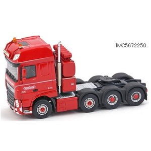 予約IMC5672250 imc models 1/50 DAF SSC 8×4