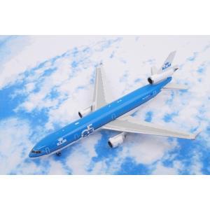 1/400 MD-11 KLM オランダ 創業95周年 PH-KCE [11039] フェニックス/中古|freestyle-hobby