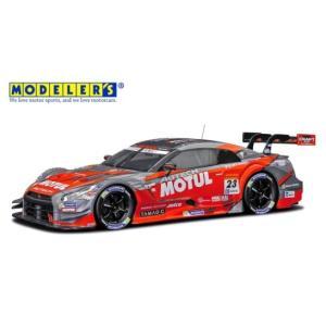 予約MK017 モデラーズ  1/24  MOTUL AUTECH GT-R (2014)|freestyle-hobby