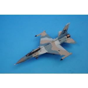1/200 F-16D アメリカ空軍 第354戦闘航空群 第18仮想敵飛行隊 ブルーフォクシーズ 青迷彩 アイルソン基地 AK366 [6313] ホーガン/中古|freestyle-hobby