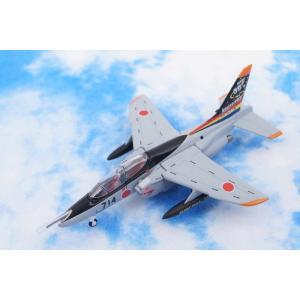 1/200 T-4 総隊司令部飛行隊 空自50周年記念塗装機 [22034] ワールドエアクラフトコレクション/中古|freestyle-hobby