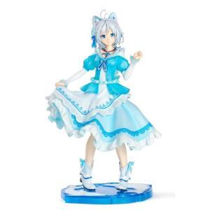 発売予定: 2019年6月  爽やかな衣装を身に纏い、キュートにポージングを決めたシロちゃんを立体化...