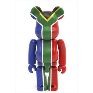 ベアブリック/BE@RBRICK 100% SERIES 20 FLAG 南アフリカ メディコムトイ/中古|freestyle-hobby