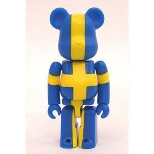 ベアブリック/BE@RBRICK 100% SERIES 16 FLAG スウェーデン メディコムトイ/中古|freestyle-hobby