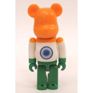 ベアブリック/BE@RBRICK 100% SERIES 18 FLAG インド メディコムトイ/中古|freestyle-hobby