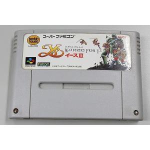 スーパーファミコン イースIII / ワンダラーズフロムイース ソフトのみ / 送料280円(代引き不可) / SFC freestyle-hobby