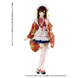 Iris Collect アイリスコレクト スミレ WABI-SABI Maid girl アゾン/予約12月 代引のみ ★同梱不可|freestyle-hobby